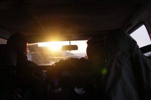 Nap és 14 fok a Riviérán