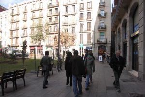 Barcelona reggel
