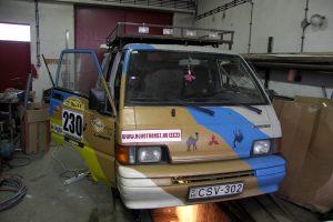 L300 egy újabb garázsban