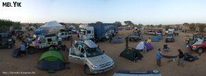 Reggeli készülődés Kiffában